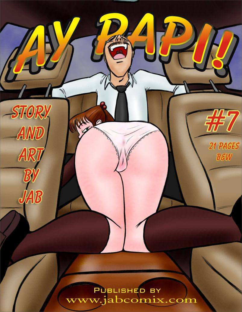 Aye Papi porno Comics