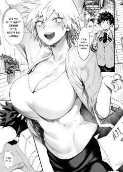 Getting Smothered – Boku no Hero Academia 2