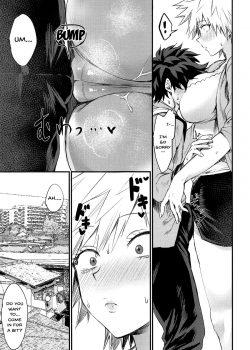 Getting Smothered – Boku no Hero Academia 4