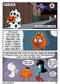 Gumball Ghost Buster – Garabatoz 13
