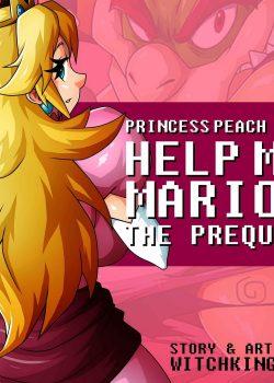 Help Me Mario! The Prequel – Witchking00 1
