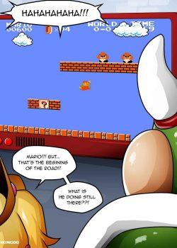 Help Me Mario! The Prequel – Witchking00 7