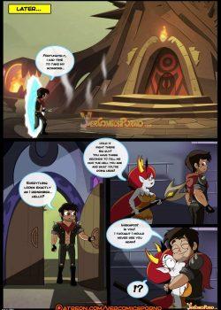 Marco vs the Forces of Time – VerComicsPorno 25
