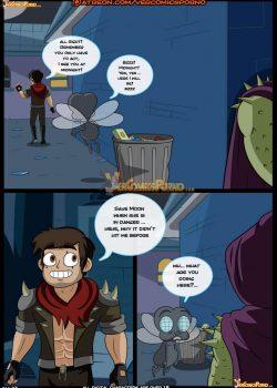 Marco vs the Forces of Time – VerComicsPorno 38