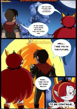 Marco vs the Forces of Time – VerComicsPorno 43