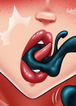 Mary venom Spider symbiosis – foxyart 11