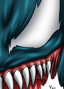 Mary venom Spider symbiosis – foxyart 58