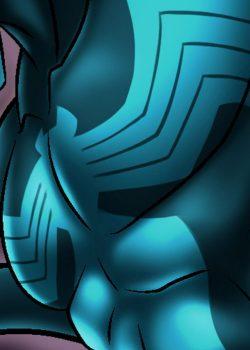 Mary venom Spider symbiosis – foxyart 64