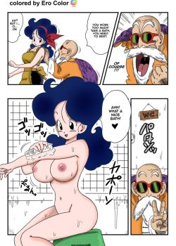 Its hard Work – Dragon Ball 5